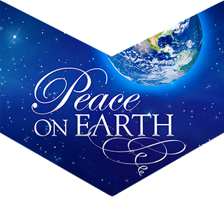 Poster art for Peace on Earth 2018 event